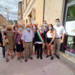 L'inaugurazione della Gastronomia di Gian Palma Bartoccioni