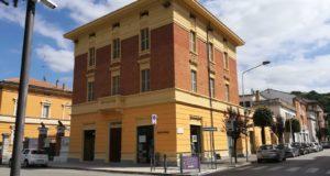 Lo storico palazzo di viale Matteotti
