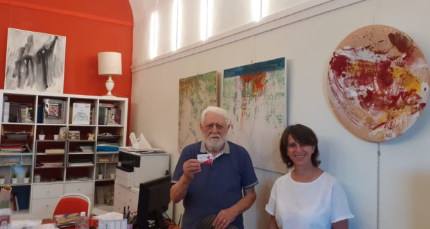 Silvio Craia e Paola Miliani