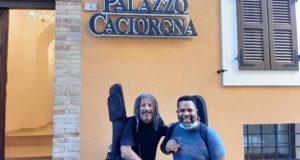 Star del San Severino Blues a Palazzo Caciorgna