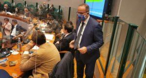 Gianluca Pasqui sarà uno dei due vice presidenti del Consiglio regionale delle Marche