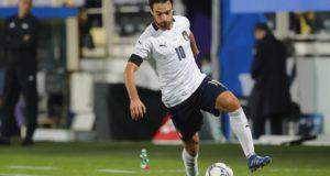 Giacomo Bonaventura con la maglia della Nazionale