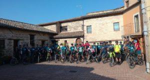 """Gli appassionati del """"Bike Zone"""" (foto d'archivio)"""