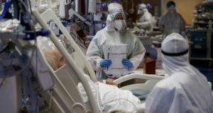 Covid, reparto di terapia intensiva