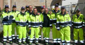 Il gruppo comunale di Protezione civile