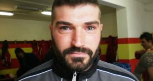 L'allenatore Samuele Bonifazi
