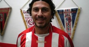 Massimo Nerpiti in biancorosso