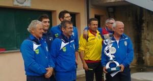 La squadra vincitrice della Coppa Umbra