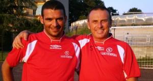 Piero Sileoni e Sandro Teloni