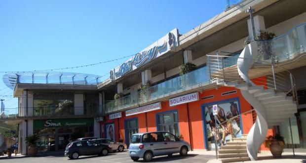 La sede del Centro medico BluGallery