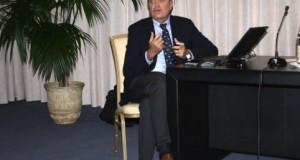 Il dottor Andrea Sgolacchia