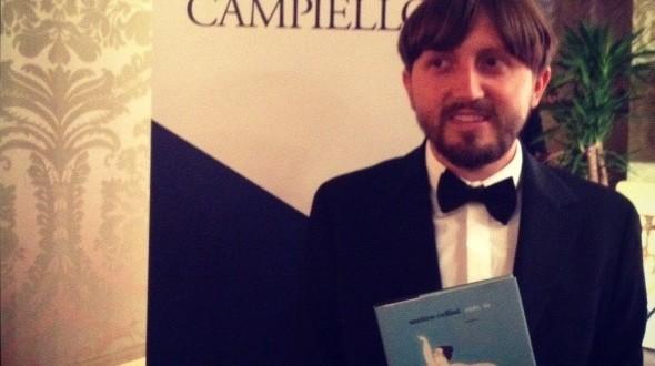 Lo scrittore Matteo Cellini