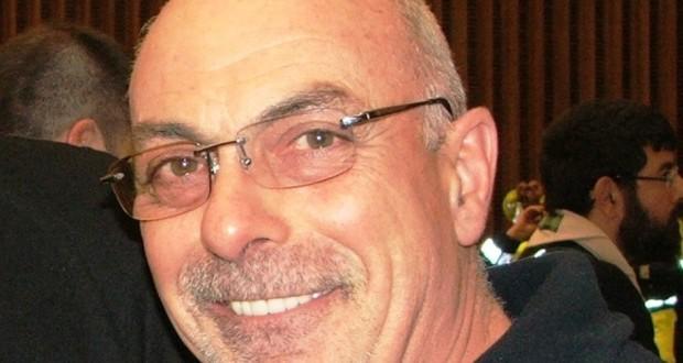 Dino Marinelli, presidente uscente dell'Avis