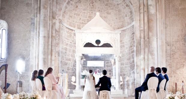 Un matrimonio in chiesa