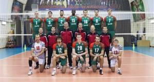 La squadra del Lokomotiv