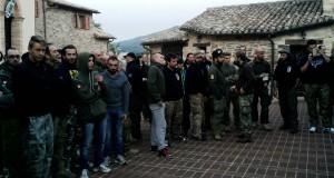Serralta: alcuni dei partecipanti al torneo di softair