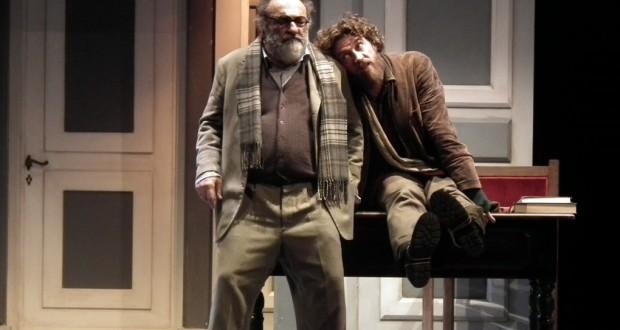 Haber e Boni sul palco del Feronia