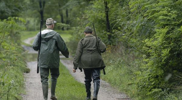 Drammatico incidente di caccia
