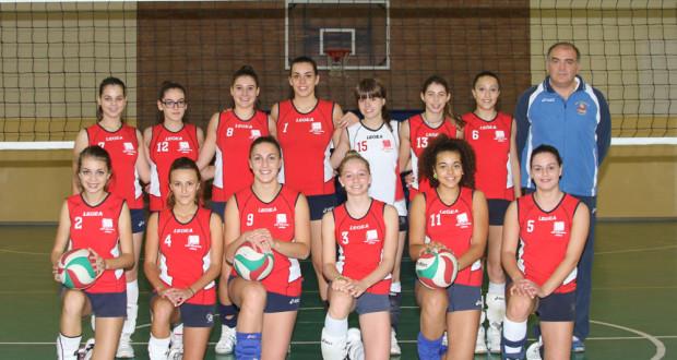 La squadra A di seconda divisione femminile