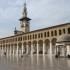 Damasco, cortile della moschea degli Omayyadi