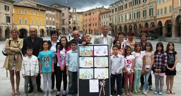 La premiazione dei partecipanti all'iniziativa dell'Avis