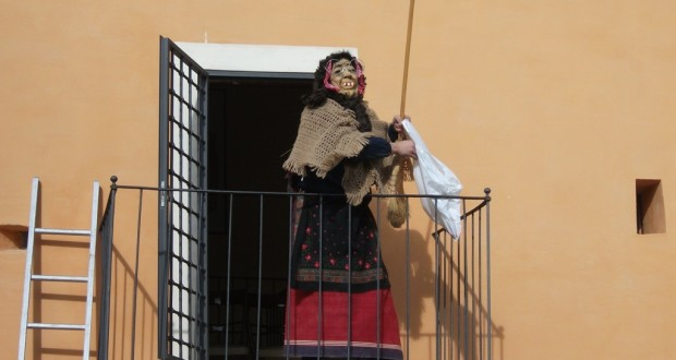 La Befana a Serralta