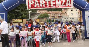 I partecipanti alla maratona scolastica organizzata dall'Itis (foto d'archivio)