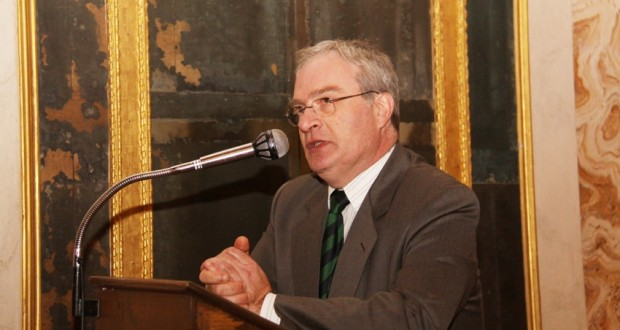 Il presidente Gian Luca Chiappa