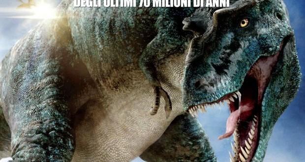 """""""A spasso con i dinosauri"""""""