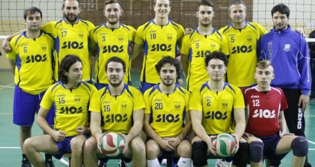La squadra di 1^ Divisione maschile