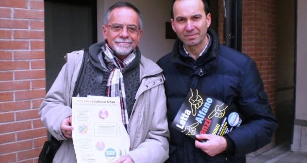 Sergio Massi e Fabio Verbenesi