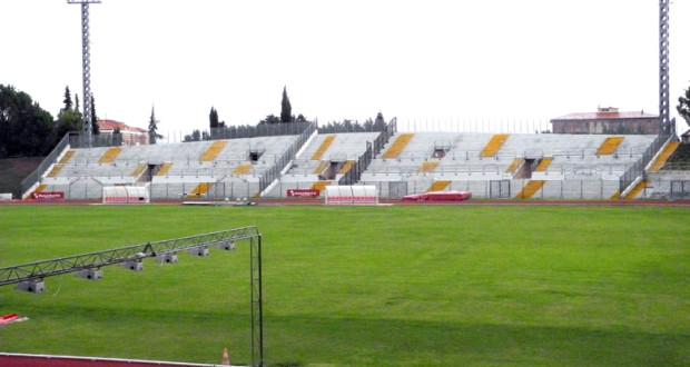 Lo stadio Helvia Recina di Macerata