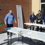 Sopralluogo del Dirigente scolastico, Sandro Luciani