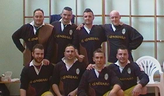 La squadra del Giaguaro