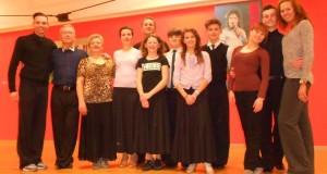 I campioni di ballo dello Studio Dance Academy
