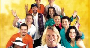 Il gruppo Genio & Pierrots
