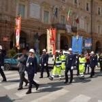 Festa di Liberazione: manifestazione provinciale a San Severino