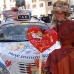 Zia Caterina e il suo taxi