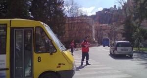 "Scuolabus alla Primaria ""Luzio"""