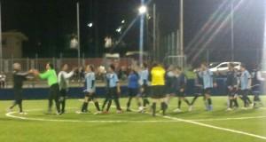 Il match di Coppa