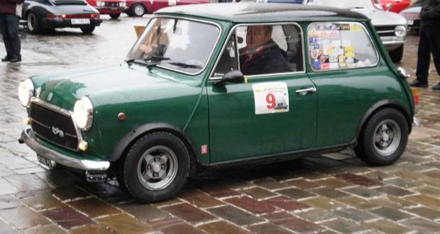 Immagine d'archivio del Trofeo Scarfiotti