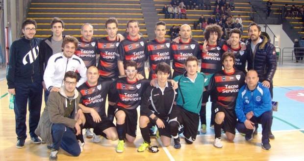 La squadra del Calcetto San Severino