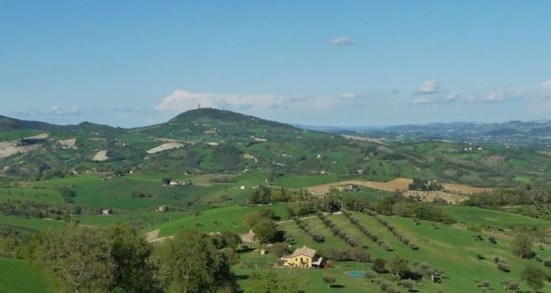 Immagine panoramica da Serripola