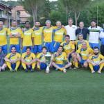 La squadra degli Amatori del Serralta