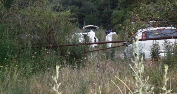 Investigatori in azione