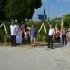Chigiano, monumento ai caduti (foto d'archivio)