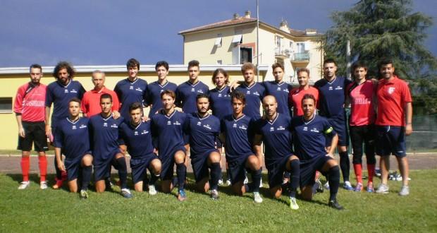 La Settempeda 2014-2015 al debutto in Coppa