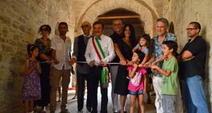 Castello: l'inaugurazione della mostra