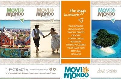 La brochure di Movimondo