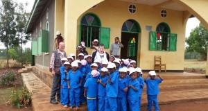 I sorrisi dei bambini in Etiopia
